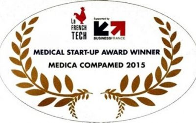 Medical Start Up Award 2015